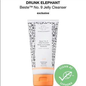 Drunk elephant cleanser